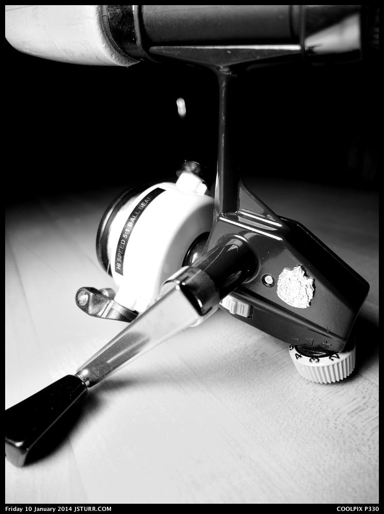 Zebco Cardinal 3 - Nikon P330