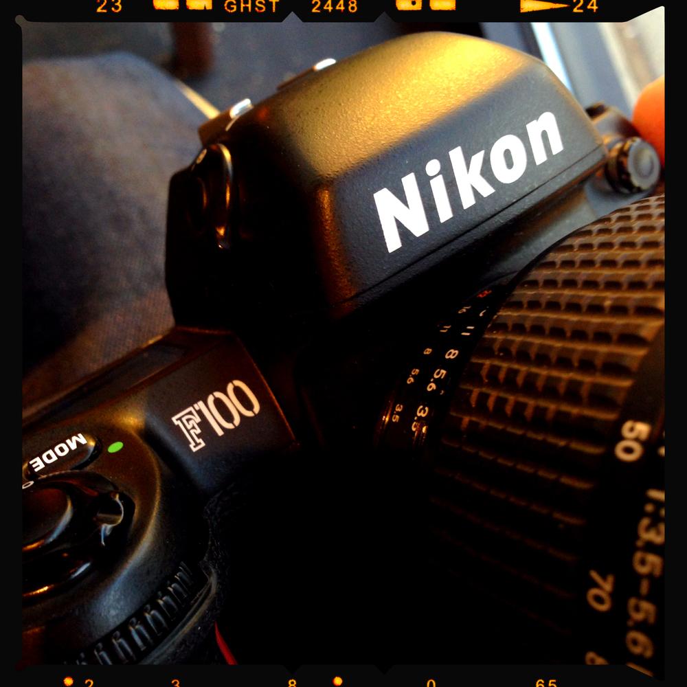 Nikon F100, 24-120 f3.5-5.6 D