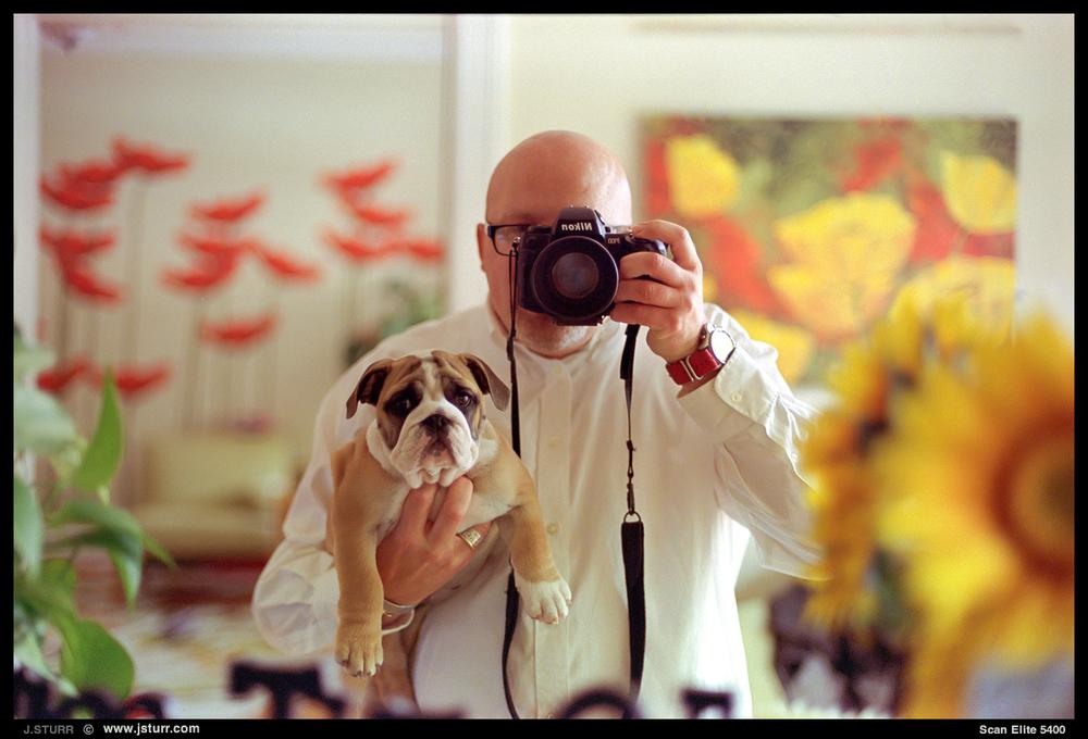 Nikon F100 - 50mm f1.4 - Kodak Portra