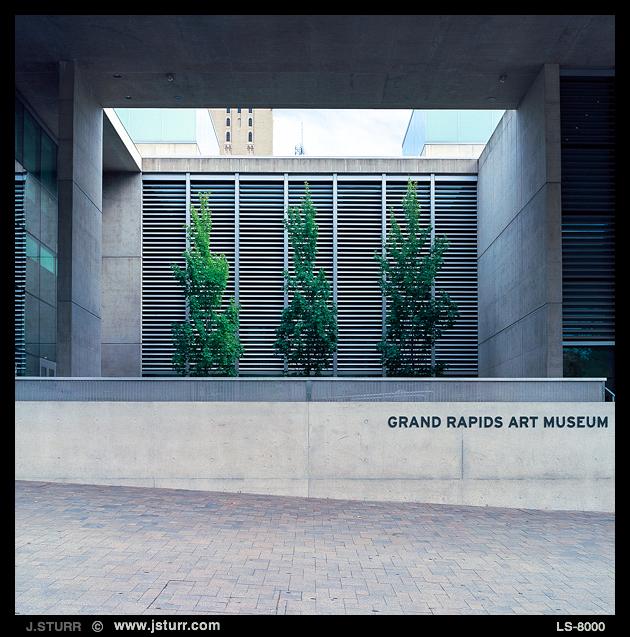 Grand Rapids - Art Museum