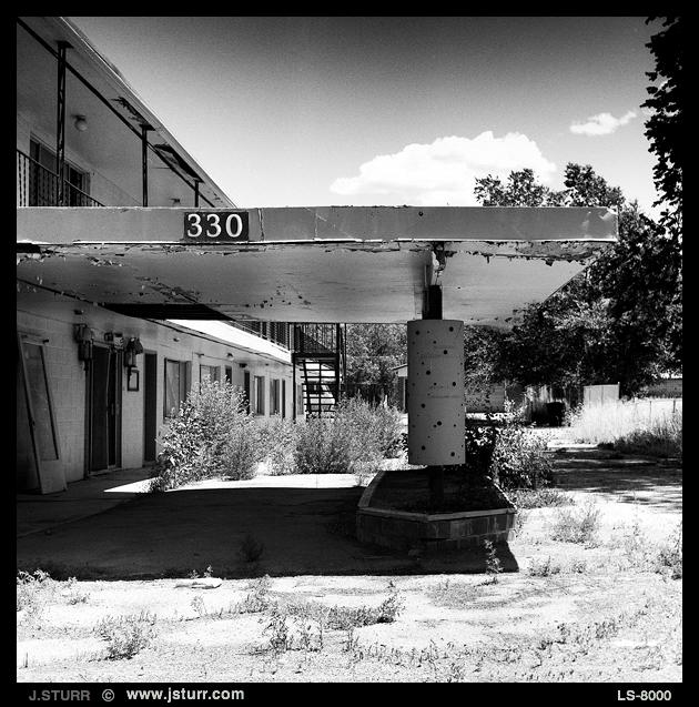 Middle Utah - 120 Ilford
