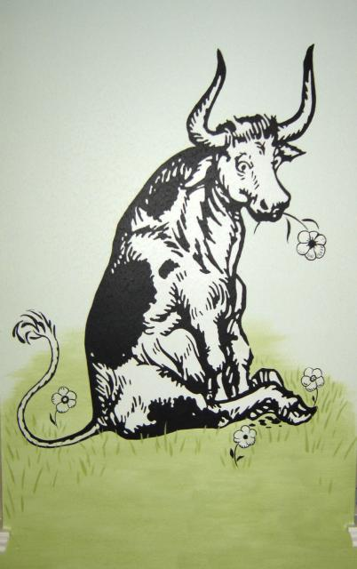 Ferdinand, the Autistic Bull?
