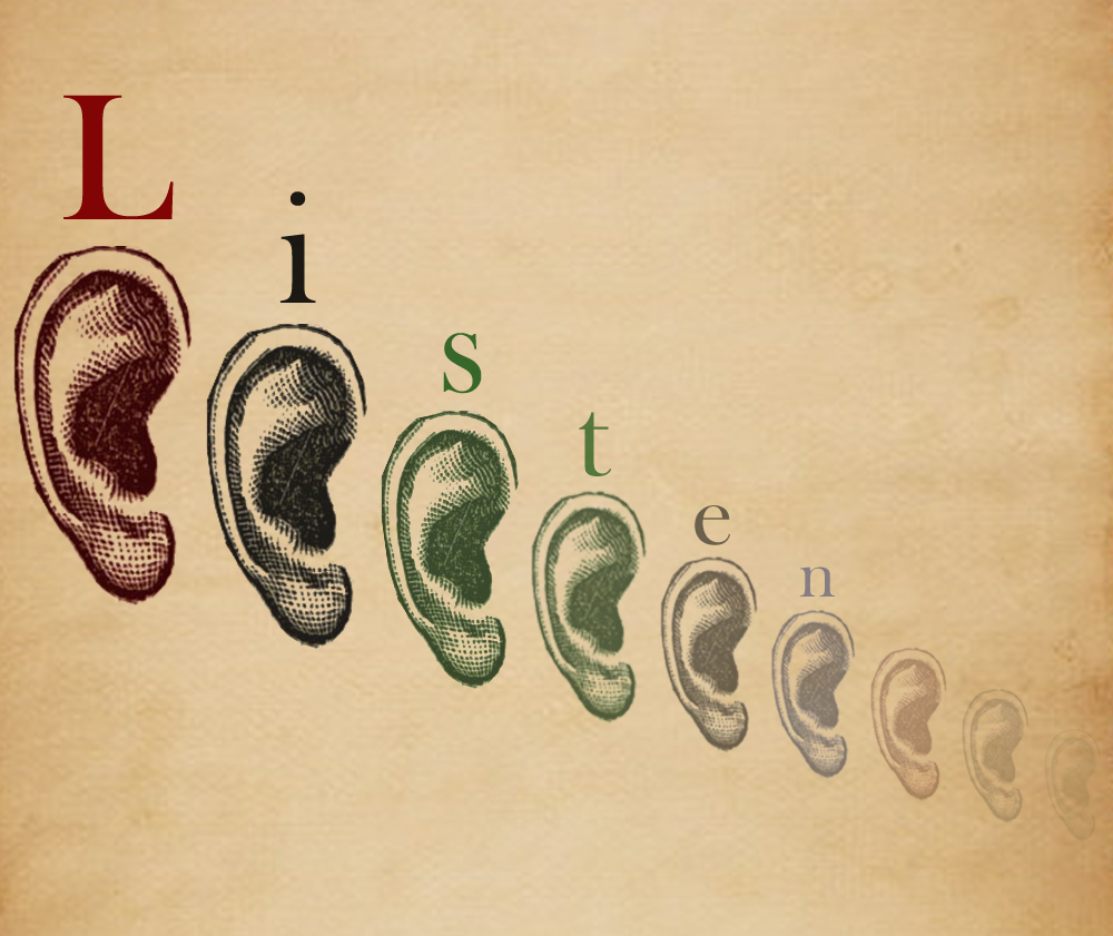 differences between listening and hearing in communication Hearing and listening have quite different meanings hearing is a passive occurrence that requires no effort listening, on the other hand, is a conscious choice that demands your attention and concentration.