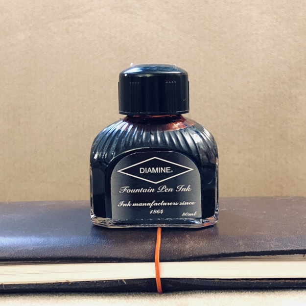 Diamine Ancient Copper Bottle