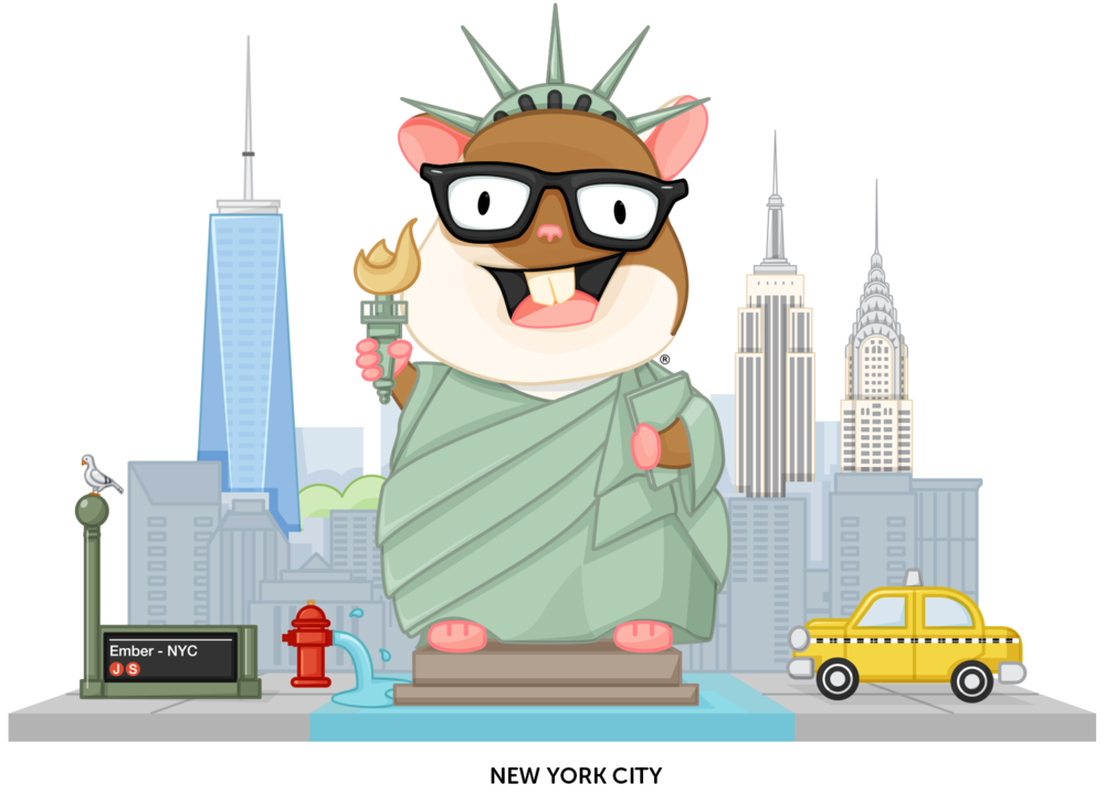 Lindsey.io - Tomster - Ember.js New York