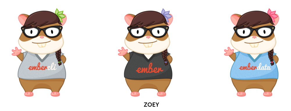 Lindsey.io - Zoey - Ember.js