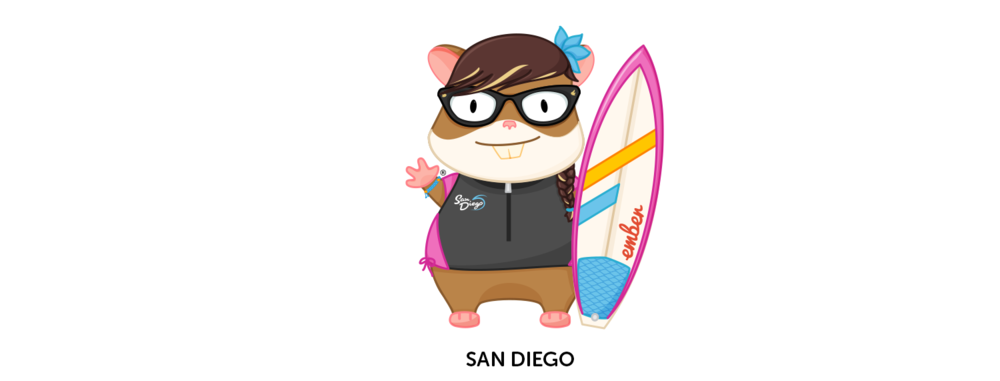 Lindsey.io - Zoey - Ember.js San Diego