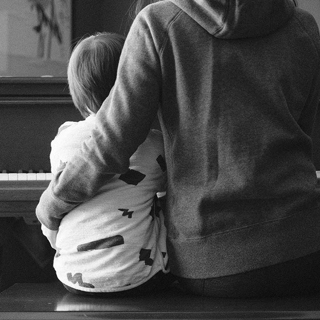 Piano Mom