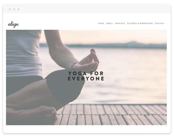 Align  (Yoga and Meditation)
