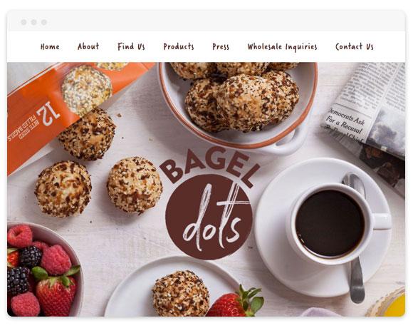 Bagel Dots  (Food)