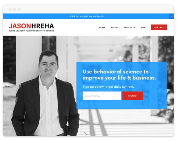 Jason Hreha The Behavioral Scientist