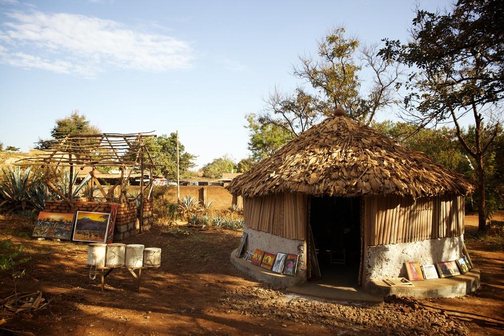 Moshi Art Center, Tanzania