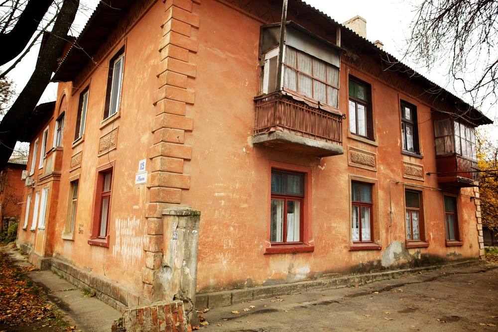 Tiraspol Architecture, Transnistria