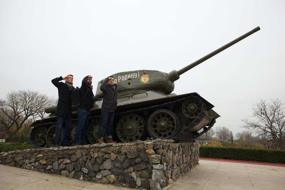 Watchdogs, Tiraspol, Transnistria