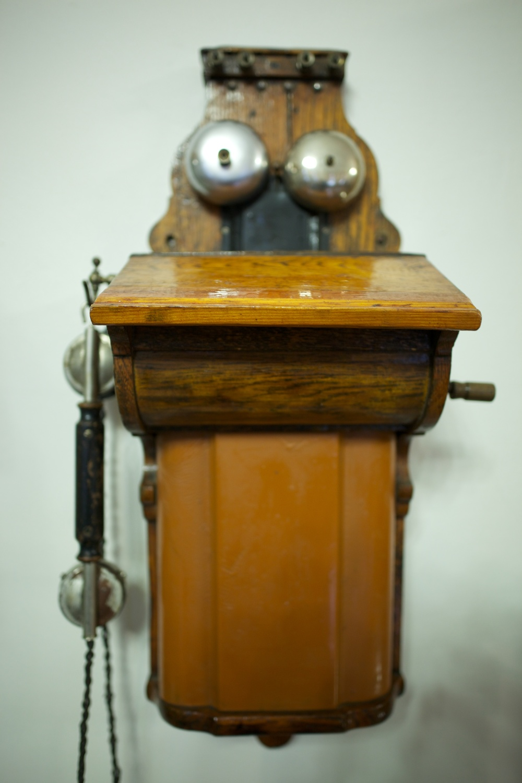 Old Street Phone, Tiraspol, Transnistria