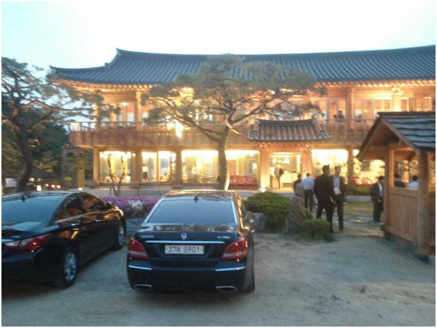 Korea posh restaurant, Suwon