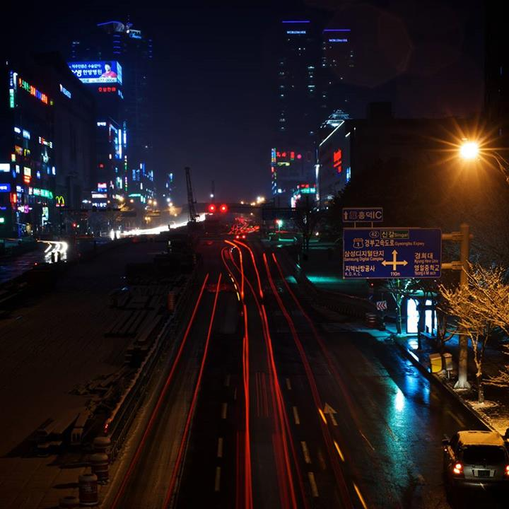 Happy Suwon, Korea