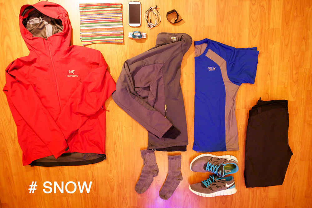 Training Equipment for Snow & Cold