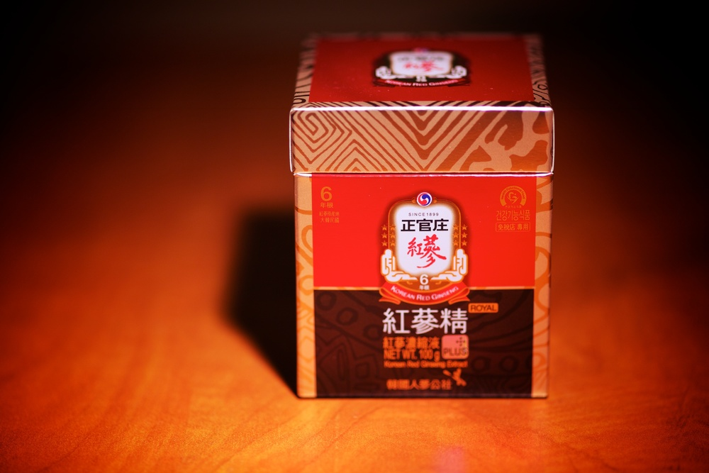 Ginseng 100% Extract