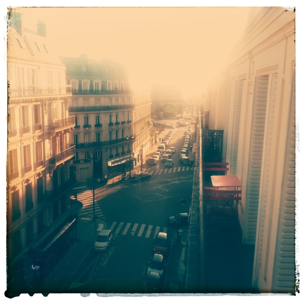 Rue de Constantinople, Paris, France