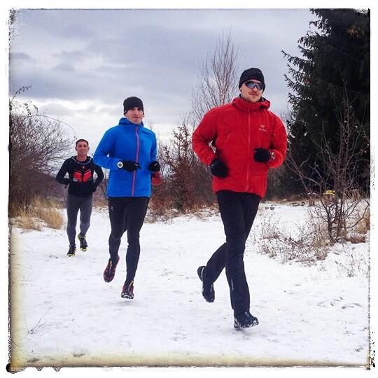 Me running with DISL,Source: Nikolay Nenov