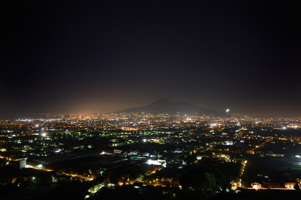 Mount Vesuvius, Pompei