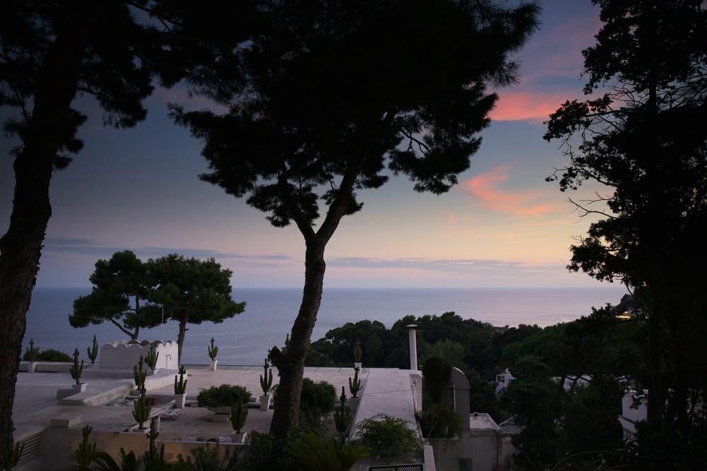 Rooftop, Capri