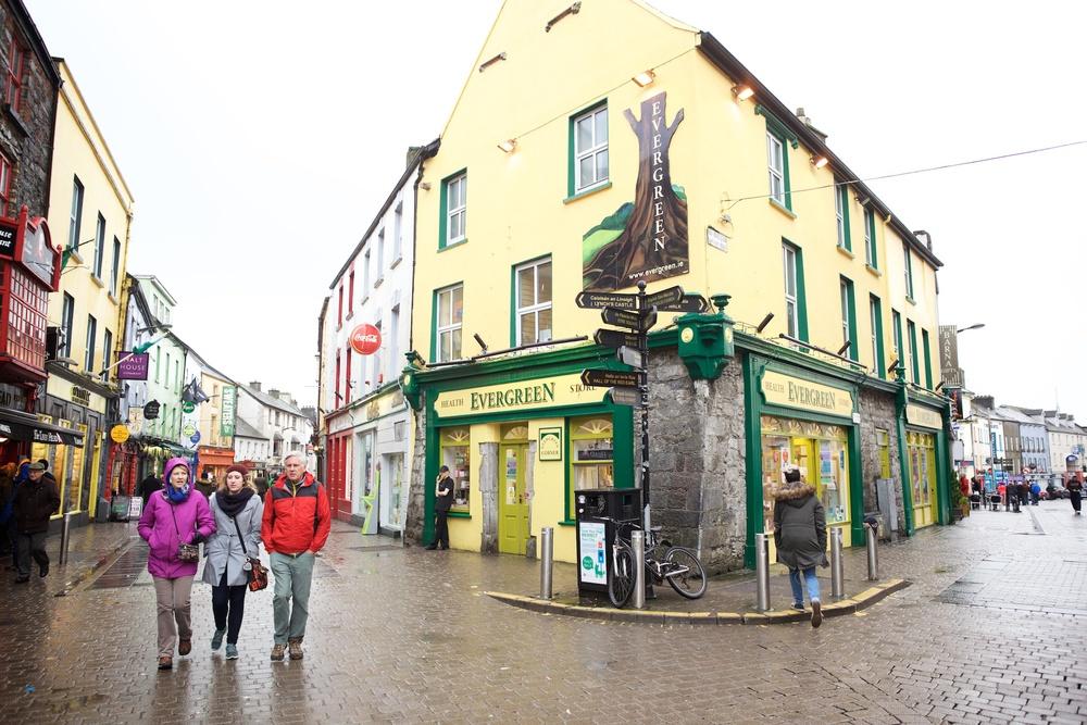 Galway town, Ireland