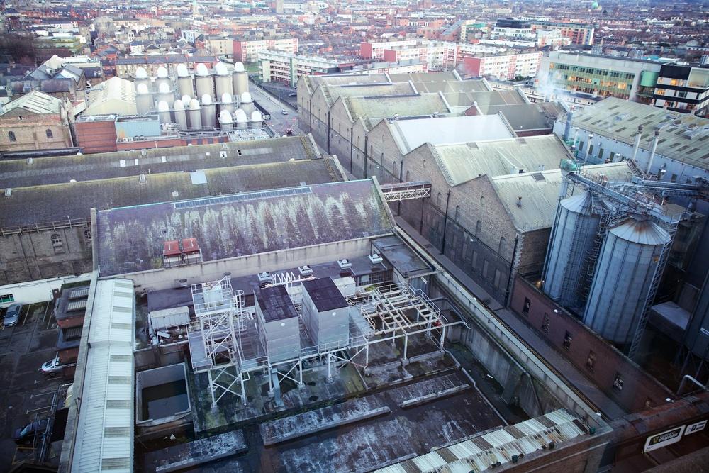 Guinness Brewery, Dublin, Ireland