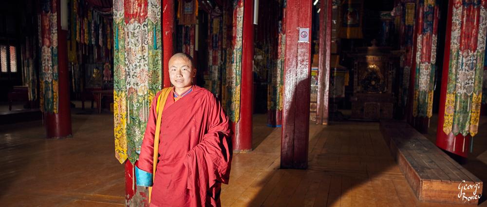 Asia   Mongolia   Amarbayasgalant Khiit, Monastery, Fall, 2015