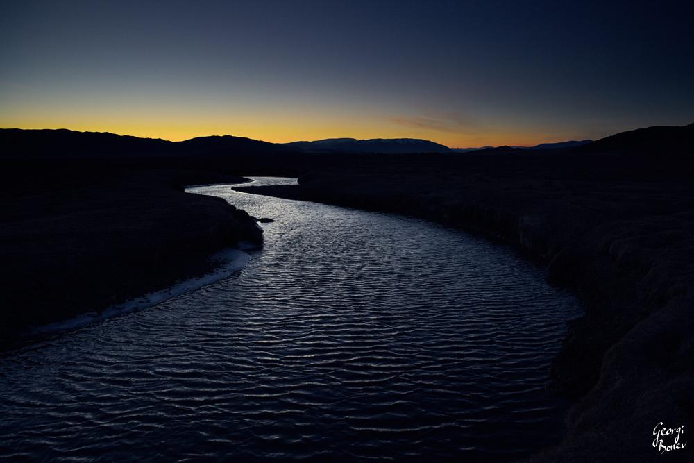 ALTAI RIVER, MONGOLIA