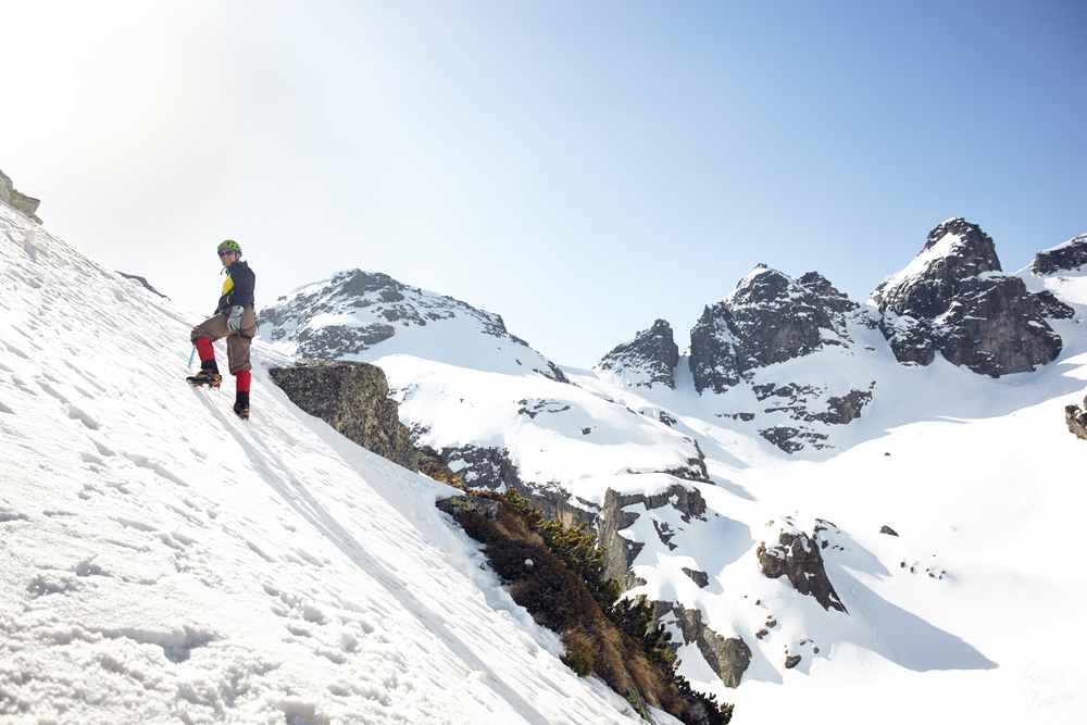 Winter Climb of Malak Kupen in Rila