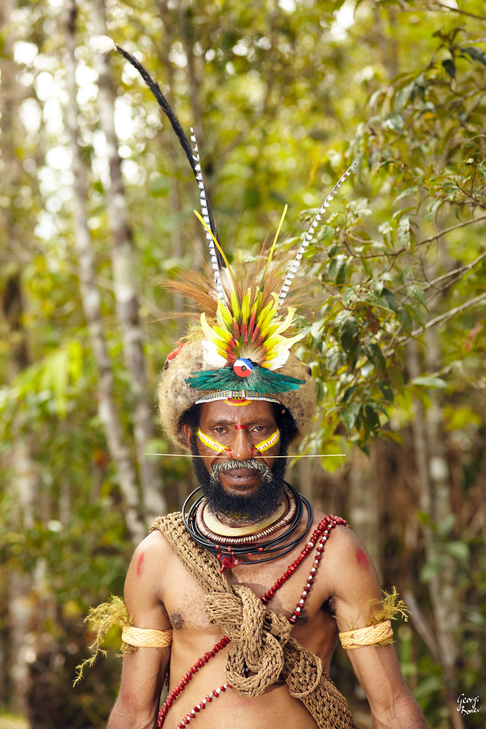 STAGE 1 WIG OF HADJEMA, PAPUA NEW GUINEA