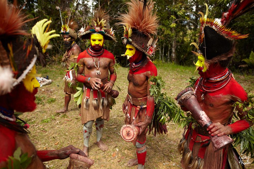 huli wigmen, tribe, Papua New Guinea, Australia, 2015, Aug, Jungle,