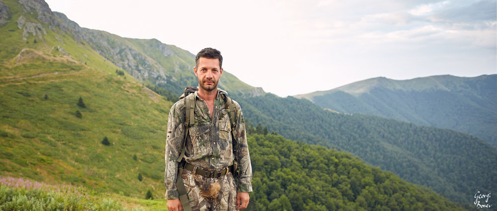 Plamen, Echo Refuge, Mt. Stara Planina, Bulgaria