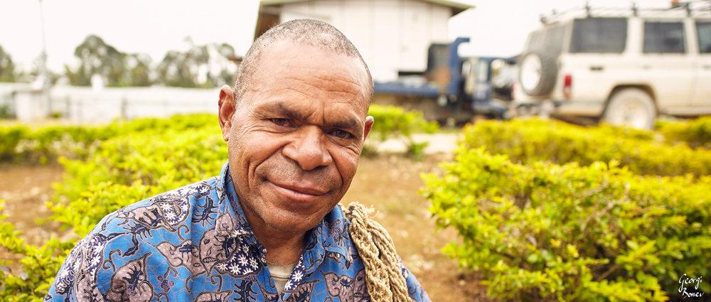 Priest Samuel, Tari, PNG