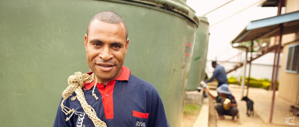 Joseph, Tari, PNG