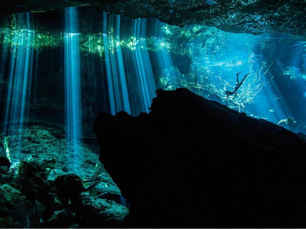 Underground River, Mexico