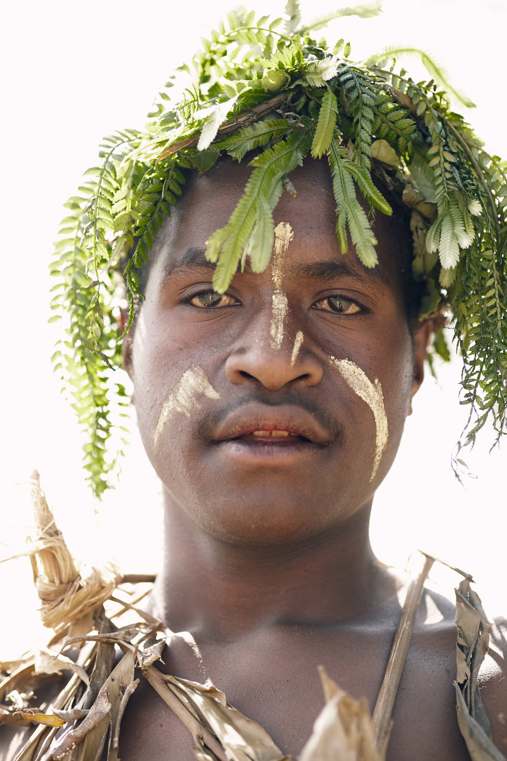 YONKI TRIBE WARRIOR, PAPUA NEW GUINEA