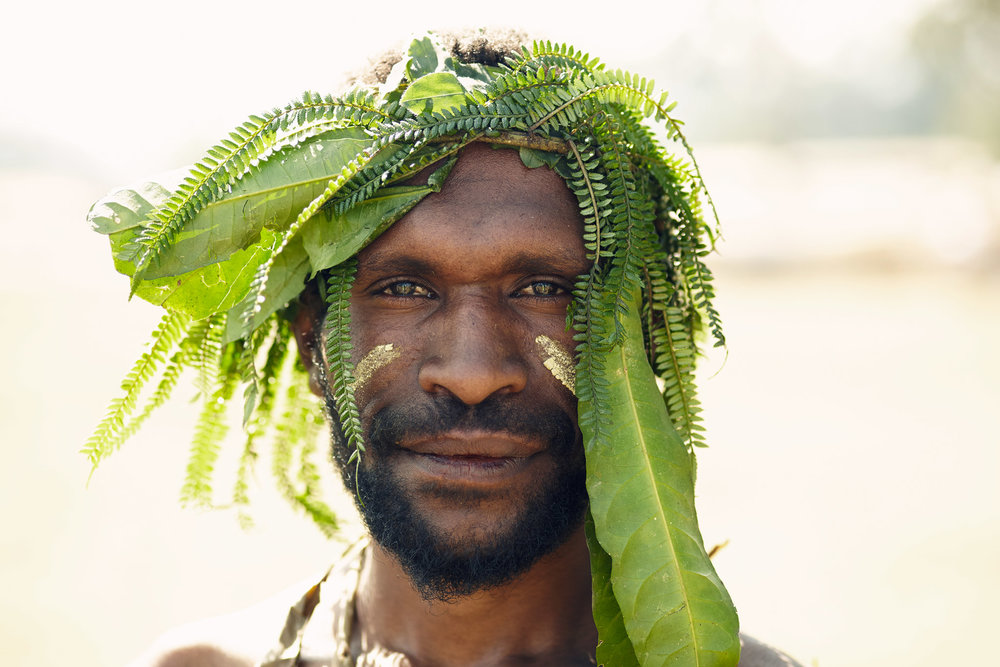 YONKI WARRIOR, PAPUA NEW GUINEA