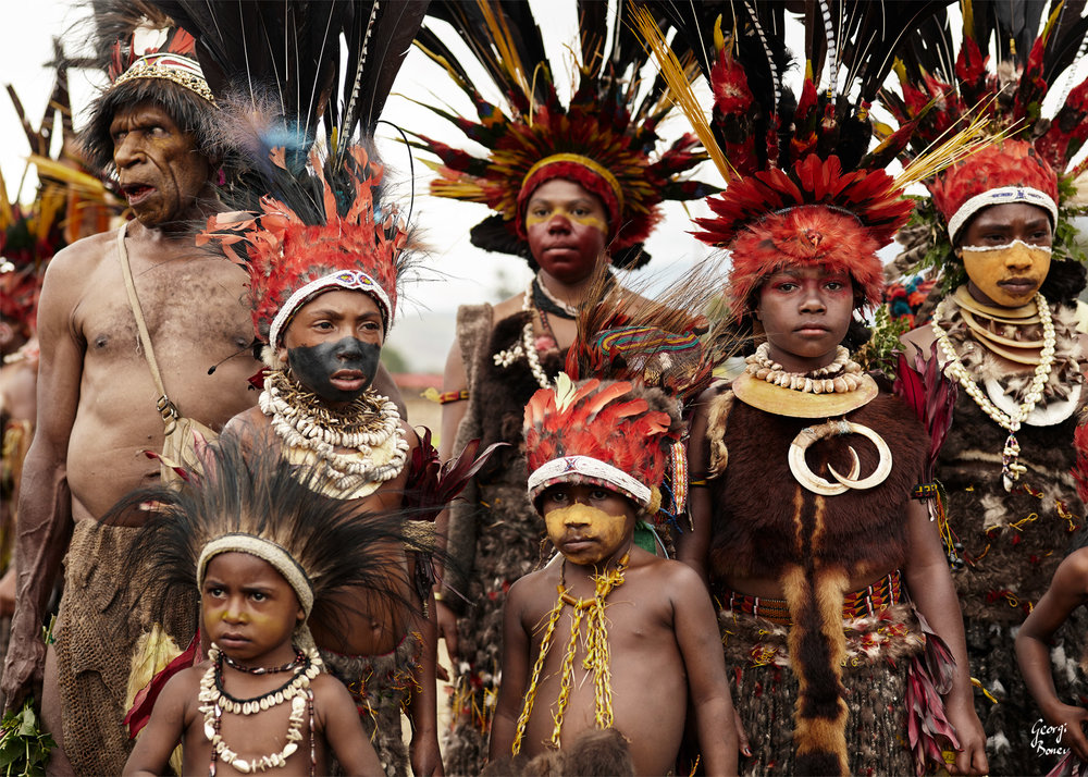 KARIMUI TRIBE, PAPUA NEW GUINEA