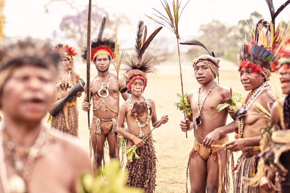 Wotose Tribe, Papua New Guinea