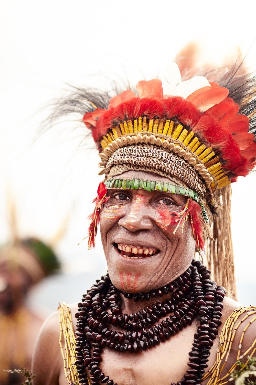 Wotose Woman, Papua New Guinea