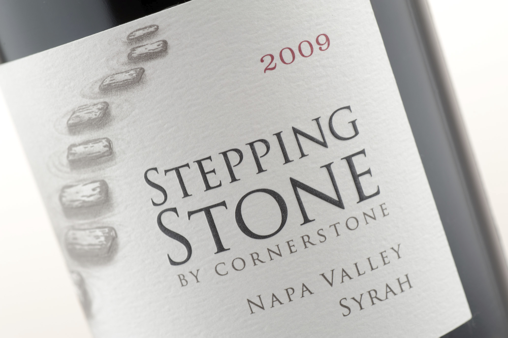 Stepping Stone by Cornerstone Napa Valley Syrah