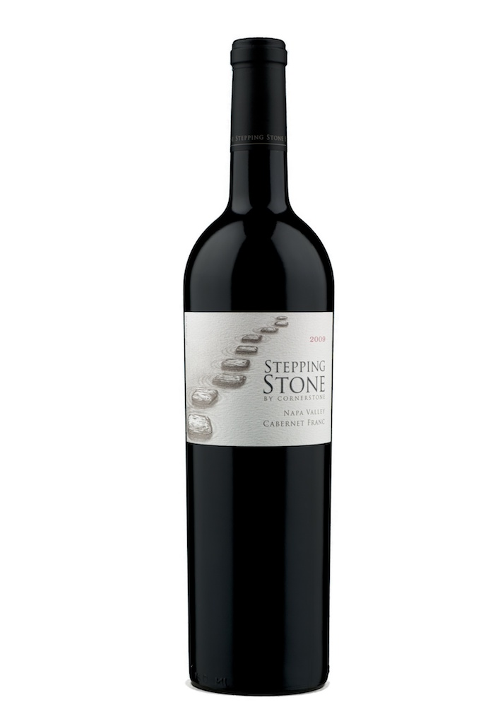 2010 Cornerstone Napa Valley Cabernet Franc, Stepping Stone