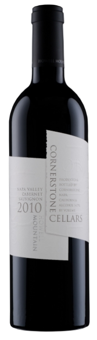 2010 Cornerstone Cellars Howell Mountain Cabernet Sauvignon
