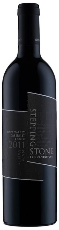 2011Cornerstone Napa Valley Cabernet Franc, Black Label Stepping Stone Cuvée