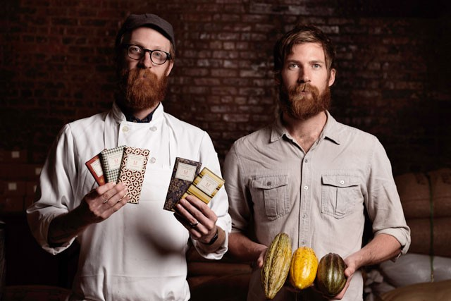 The Mast Brothers and their amazing chocolate