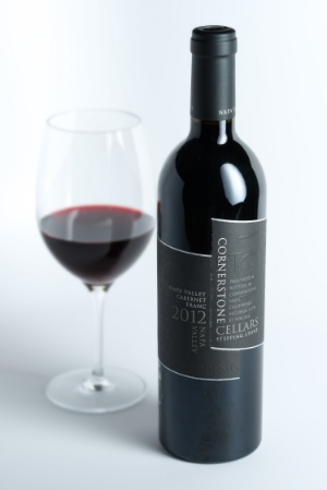 2012 Cornerstone Cellars Cabernet Franc Black Label