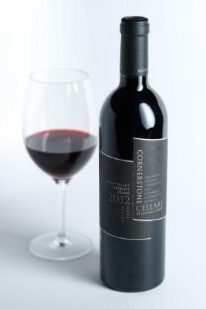 2012Cornerstone Cellars Cabernet Franc Black Label